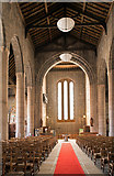 NM8530 : Cathedral Church of St Columba, interior - April 2016 (2) by The Carlisle Kid