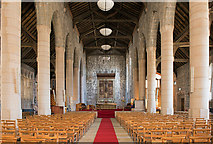 NM8530 : Cathedral Church of St Columba, interior - April 2016 (3) by The Carlisle Kid