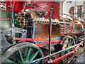 SJ8397 : Isle of Man Locomotive Pender at the Museum of Science and Industry by David Dixon
