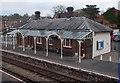 SO0561 : Llandrindod Wells Station by Julian Osley