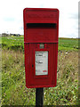 TM1552 : Cross Keys Postbox by Adrian Cable