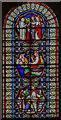SK7053 : Window n.20, Southwell Minster by Julian P Guffogg