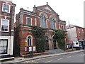 SU1429 : Former Chapel - Milford Street by Betty Longbottom