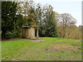 SE2712 : The Summer House in Bridge Royd Wood (YSP) by David Dixon