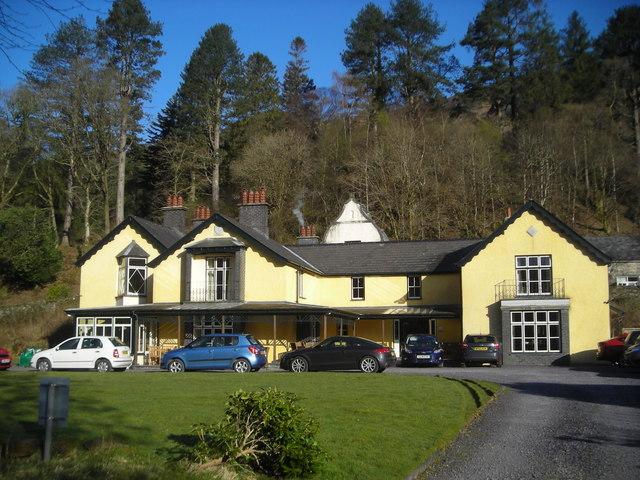 Craflwyn Hall