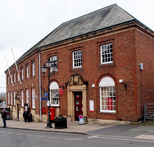 Llandrindod Post Office