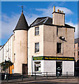 NM8529 : 13 Argyll Square, Oban - April 2016 by The Carlisle Kid