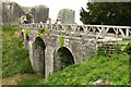 SY9682 : Bridge to Corfe Castle by Steve Daniels