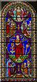 SK7053 : Window s.25, Southwell Minster by Julian P Guffogg