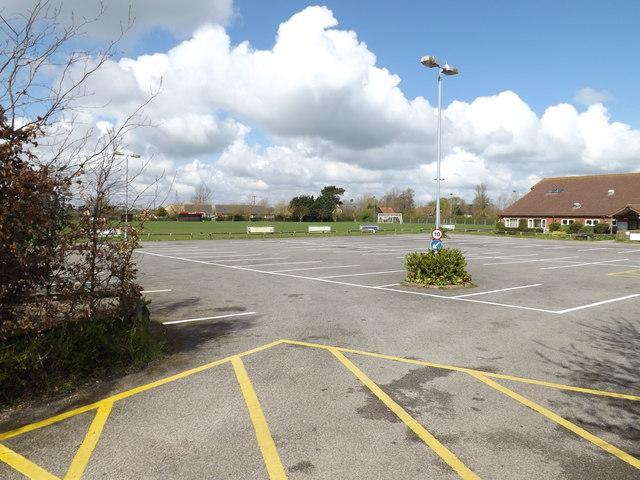 Henley Community Centre Car Park