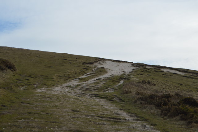 South Downs Way to Brass Point