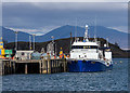 NM8529 : Migdale at the Lighthouse Pier, Oban - April 2016 by The Carlisle Kid