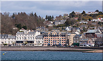 NM8530 : Part of Corran Esplanade, Oban - April 2016 by The Carlisle Kid
