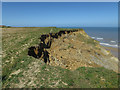 TG2739 : England Coast Path by Hugh Venables
