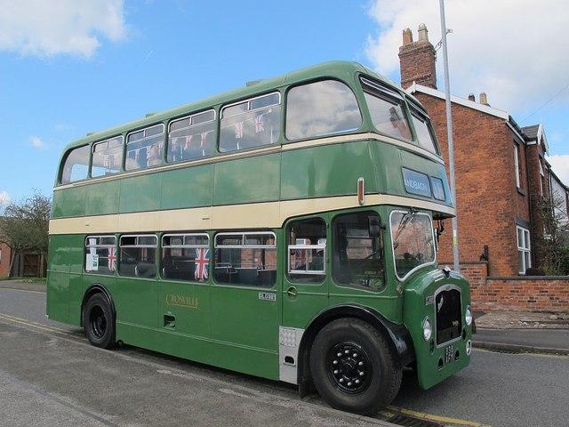 Crosville bus