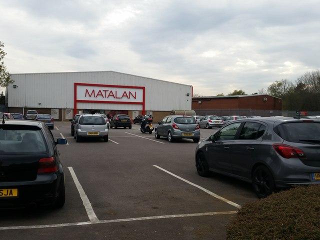 Matalan store, Frimley Road, Camberley