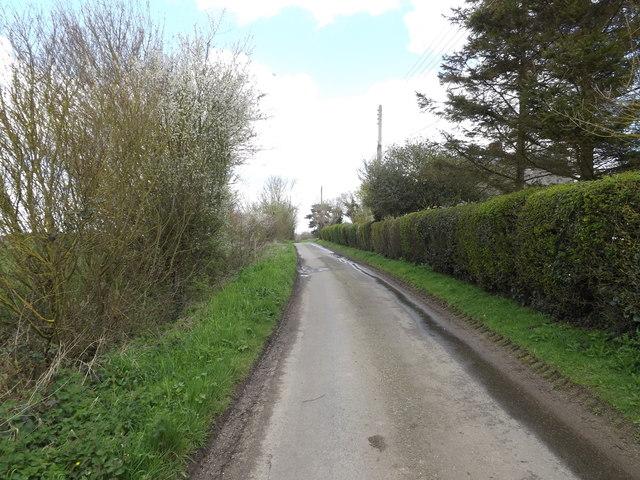 Bull's Road, Hemingstone