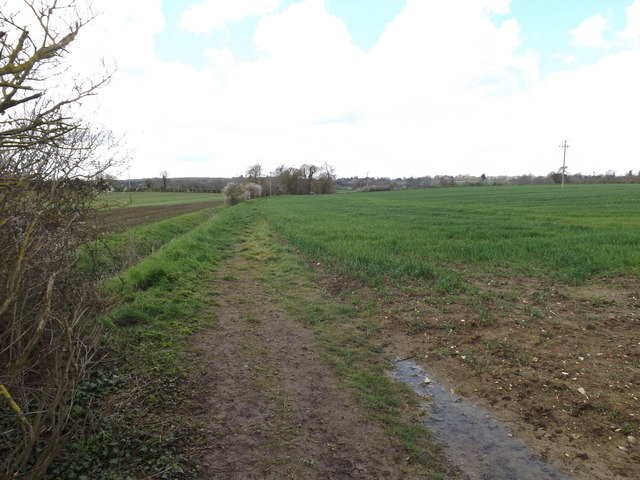 Footpath to Rectory Road