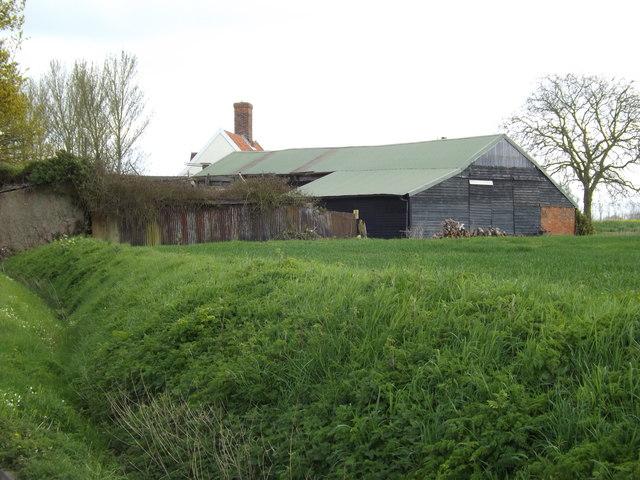 Bull's Farm, Hemingstone
