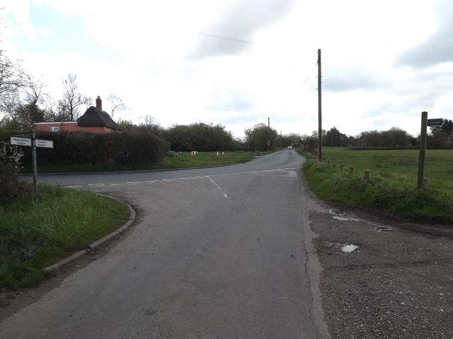 Bull's Road, Barham Green