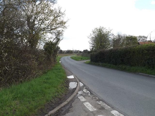 Bell's Cross Road, Barham Green