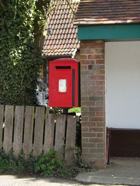 Post Office Ashbocking Road Postbox