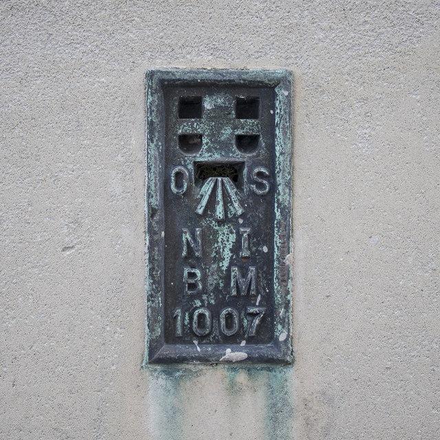 Flush Bracket, Stormont
