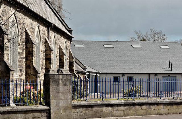 St Donard's Church of Ireland, Belfast (April 2016)
