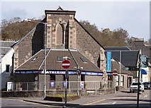 NM8530 : Former United Free  Church, Dunollie Road, Oban - April 2016 by The Carlisle Kid