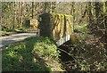 SS3805 : Bridge near Cookbury Wick by Derek Harper