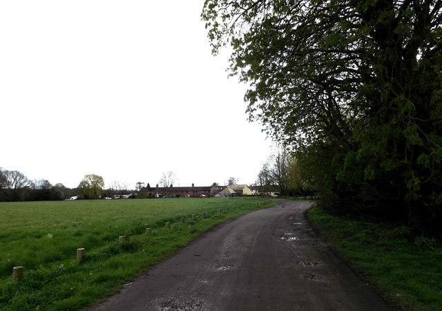 Mill Lane, Barhan