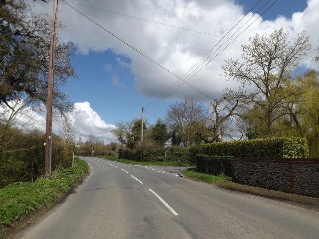 Church Lane, Barham