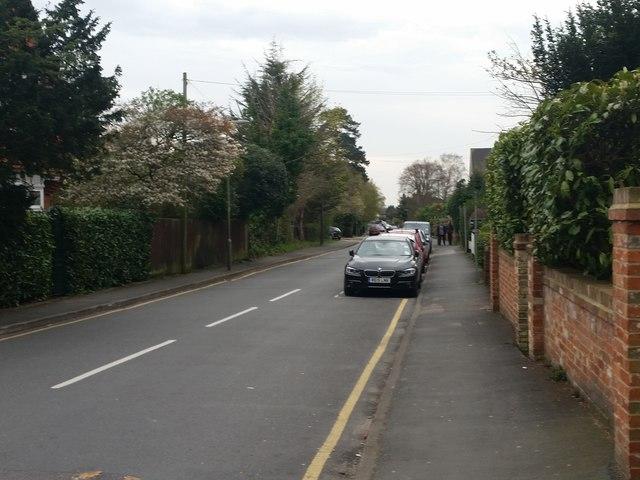Gordon Road, Camberley