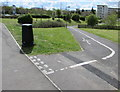 ST6178 : Path descending from Station Road, Filton by Jaggery