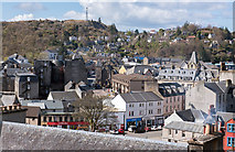 NM8529 : Oban viewed from Rockfield Road - April 2016 (2) by The Carlisle Kid