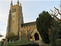 TQ8833 : The Church of St Mildred in Tenterden by Peter Wood