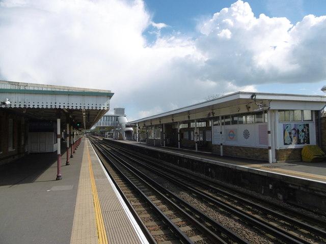 Pinner Underground station