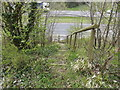 TM1152 : Mill Lane footpath to the B1113 Lower Street by Adrian Cable