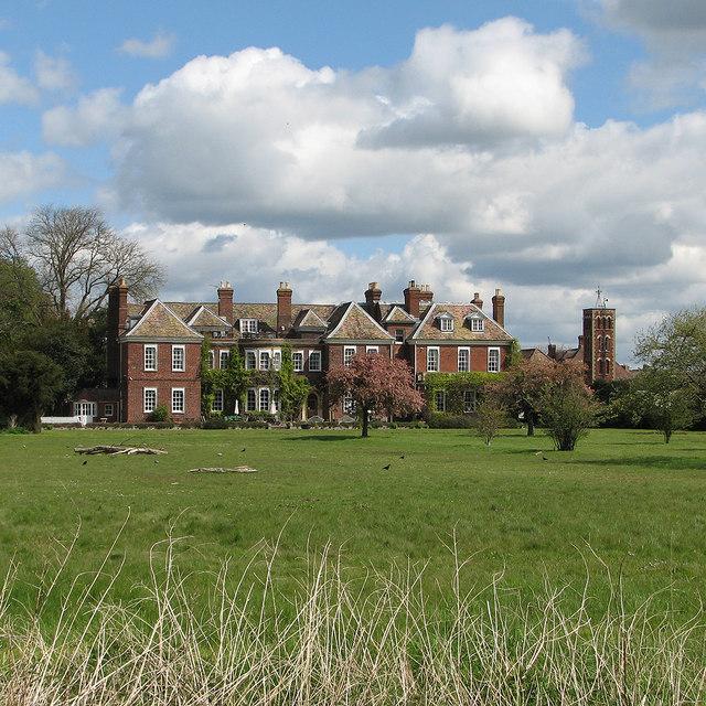 Trumpington: Anstey Hall