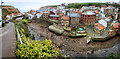NZ7818 : Staithes on a grey day by Andy Stephenson