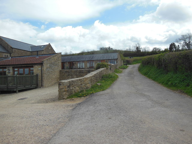 Coombe Barn Cottages