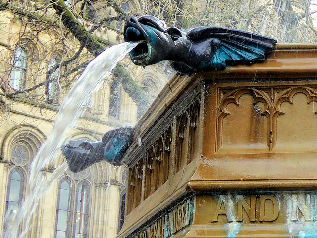 Queen Victoria Jubilee Fountain (Gargoyle Waterspouts)