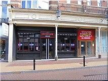 SU6351 : Ice Cream bar in Winchester Street by Sandy B