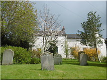 TQ1289 : St John the Baptist Churchyard, Pinner by Marathon