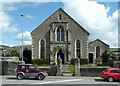 SO3164 : Methodist Chapel and hall, Presteigne by Alan Murray-Rust