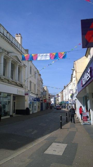 Church Street, Falmouth
