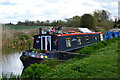 SU0762 : Narrowboat on Kennet and Avon Canal near All Cannings by David Martin