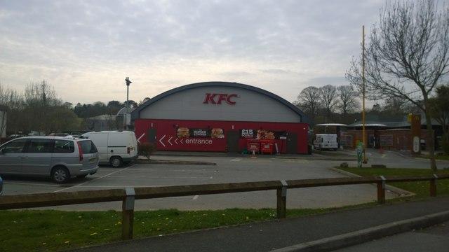 KFC, St Austell