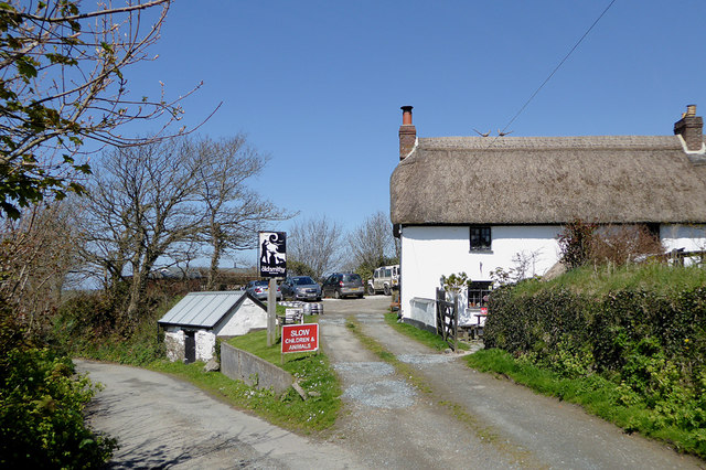 The Old Smithy Inn at Darracott, Devon