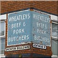 SK5839 : Ghost sign in Sneinton by David Lally